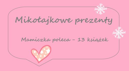 mikołajki_książki