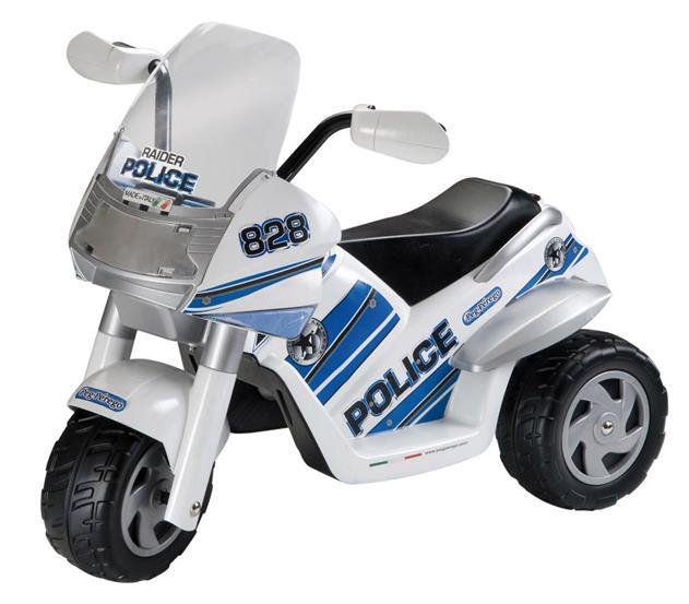 motor policyjny dla dzieci