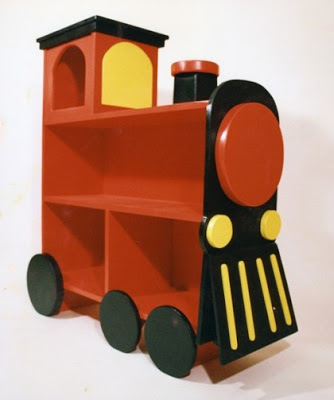 train-bookcase