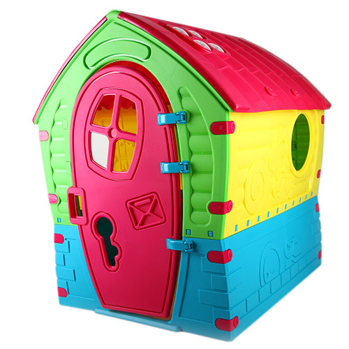 domek z plastiku dla dzieci