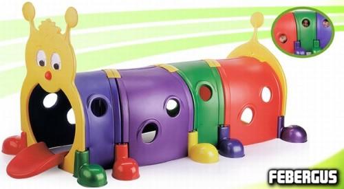 tunel dla dzieci do ogrodu