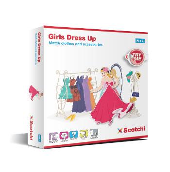 gra o ubieraniu dla dzieci