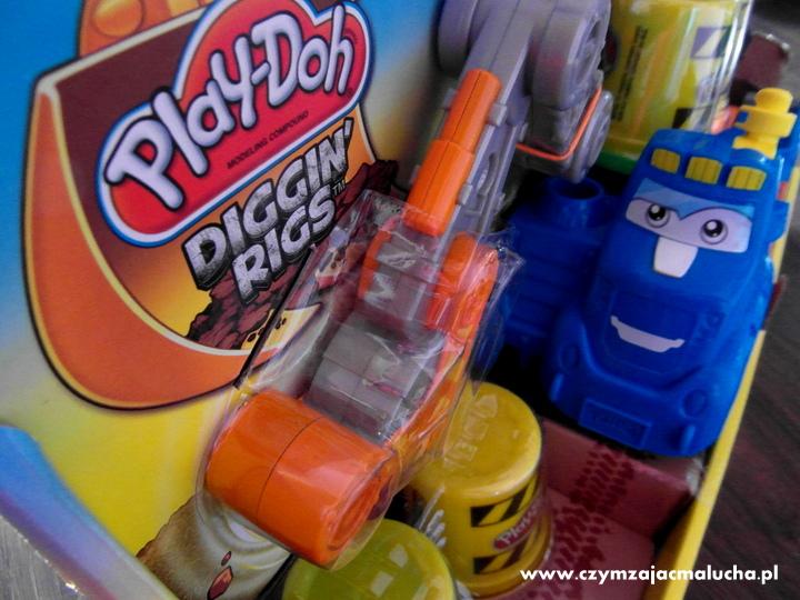 ciężarówka play-doh