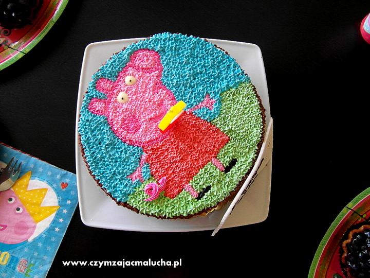 tort z peppą