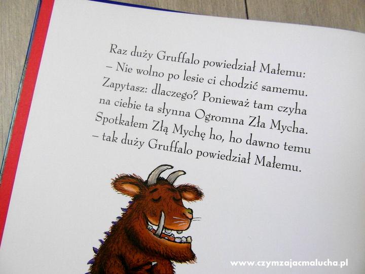 synek gruffalo