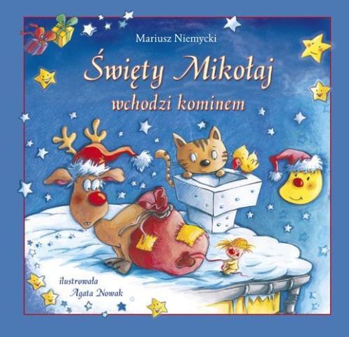 święty mikołaj książka dla dzieci