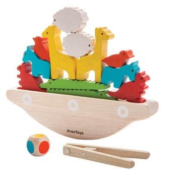 plan-toys-balansujaca-lodka