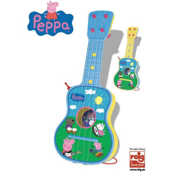 gitara z peppą