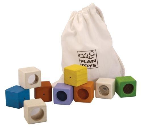 klocki sensoryczne dla dzieci
