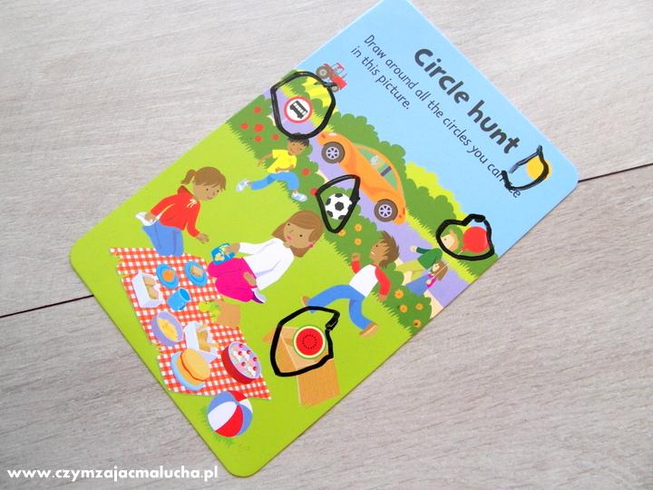 karty dla dzieci z zadaniami