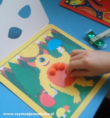 pomysły na prace plastyczne dla 3-latka