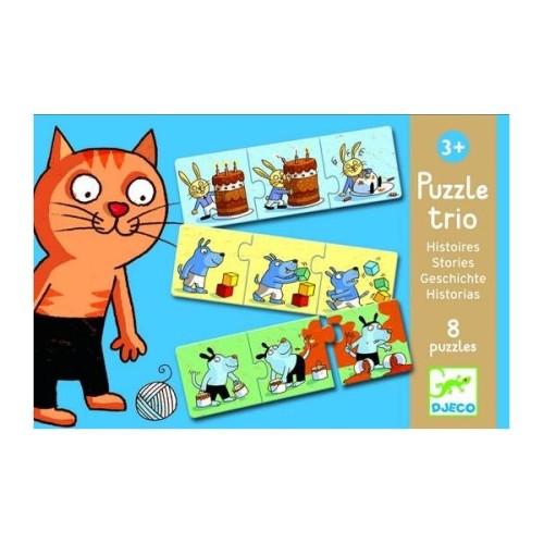 puzzle djeco dla 3-latka