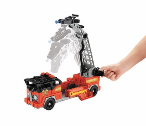 wóz strażacki fisher price