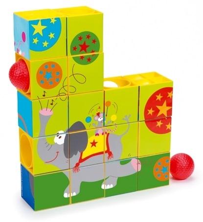 puzzle z piłką