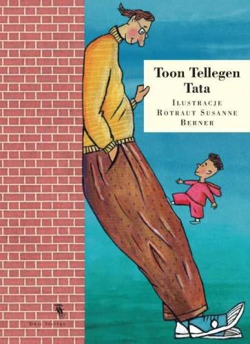 książka dla dzieci o tacie