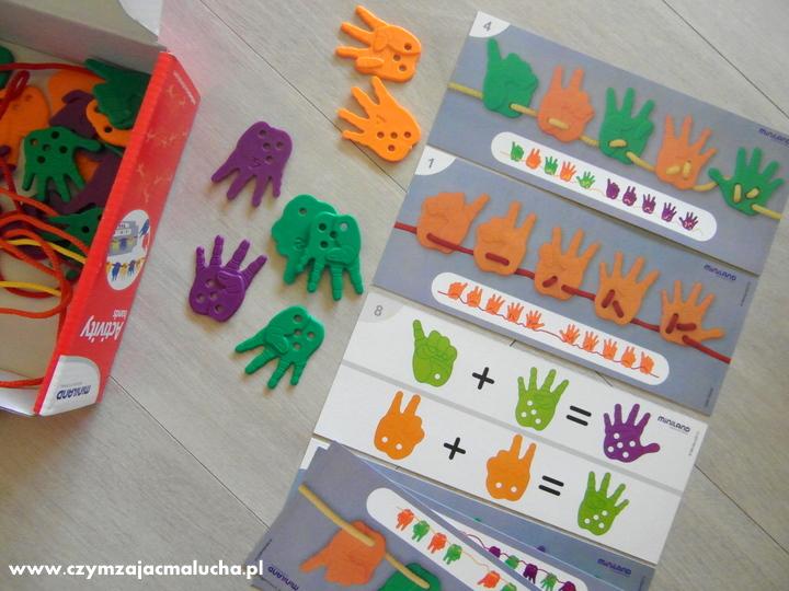 jak uczyć dziecko liczyć