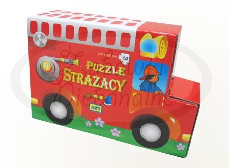 puzzle strazacy