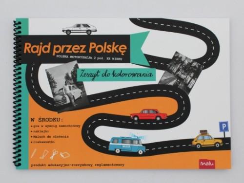 rajd przez polske