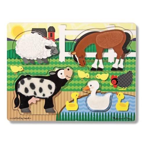 puzzle sensoryczne dla dzieci