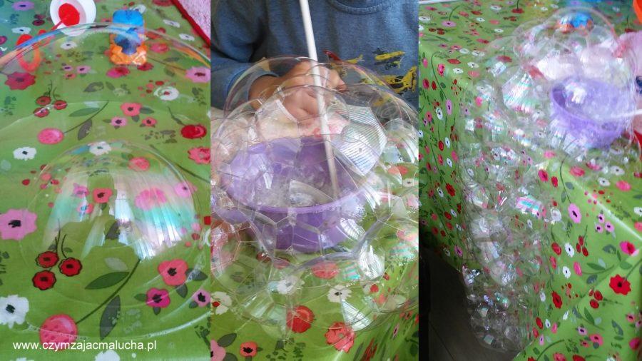 bańka mydlana w bańce