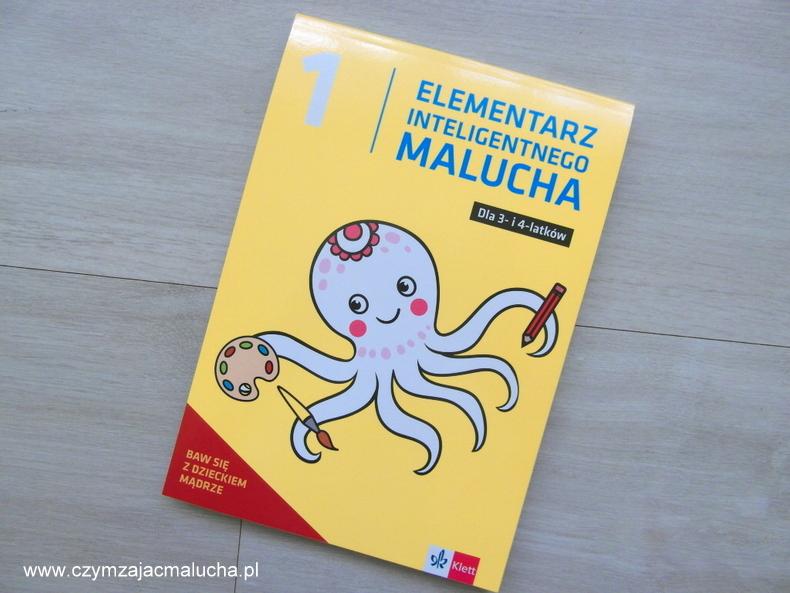 zeszyt ćwiczeń dla 3-latka