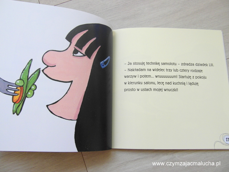 książka dla niejadka