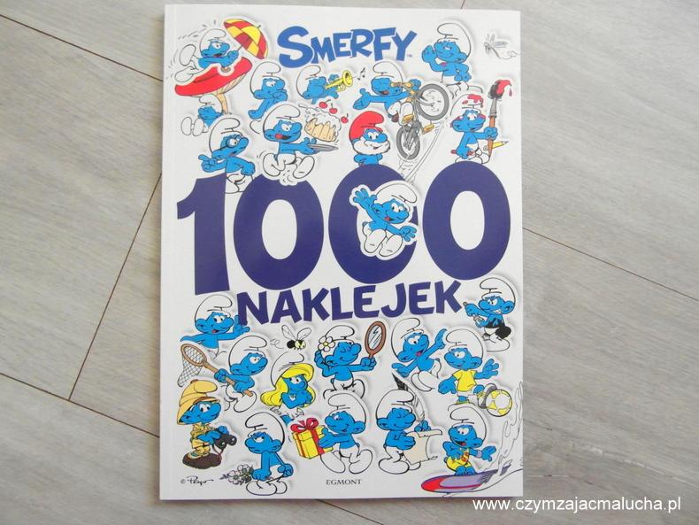 1000 naklejek dla dzieci
