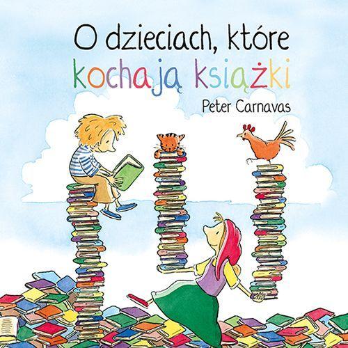 o dzieciach które kochają książki