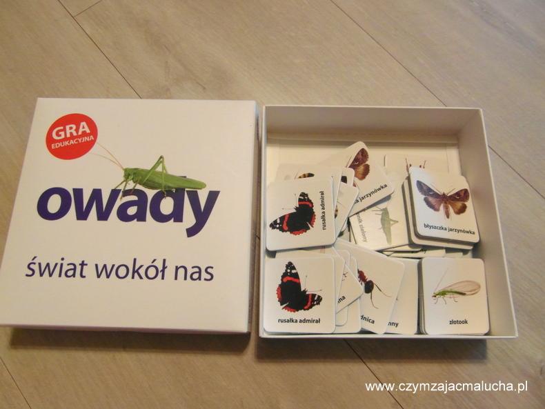 owady dla dzieci