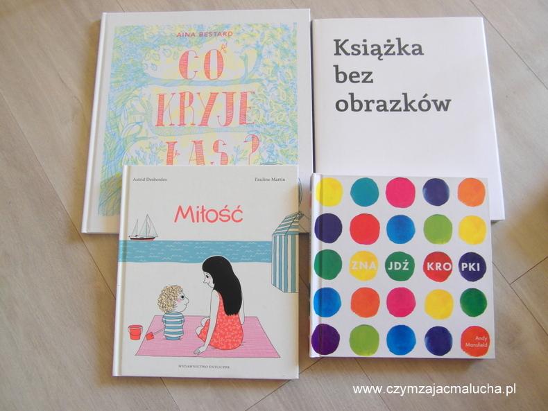 książki dla trzylatków