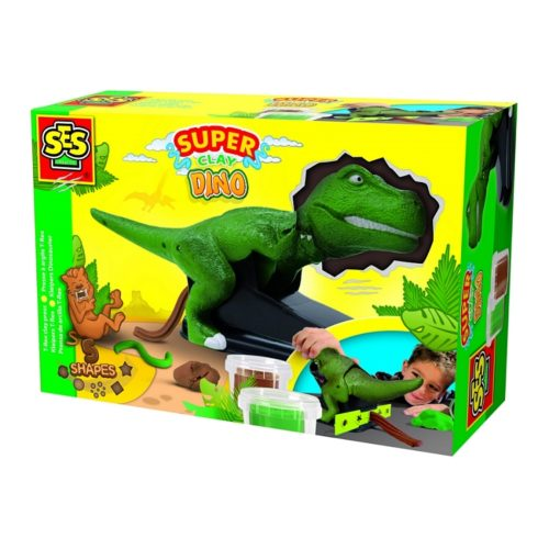ciastolina dinozaur