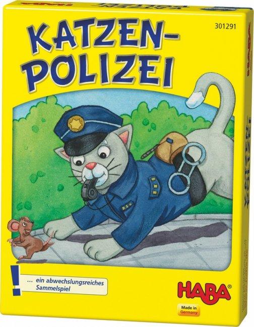kot policjant haba
