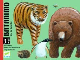 rozmiary zwierząt djeco