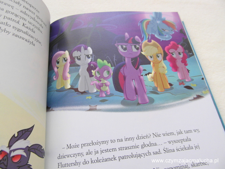 kucyki pony książka