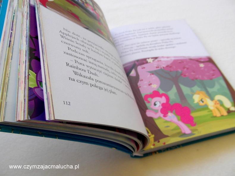 kucyki pony książka 2