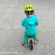 318. Rowerek biegowy dla 2-latka Learn2Ride Weeride Polska.