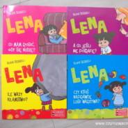 626. Lena – książki dla dzieci z poradami psychologa dla rodziców.