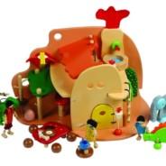 604. Drewniane zabawki i gry dla dzieci – przegląd ciekawych i pomysłowych produktów.