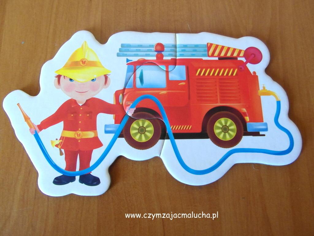 puzzle dla maluchów