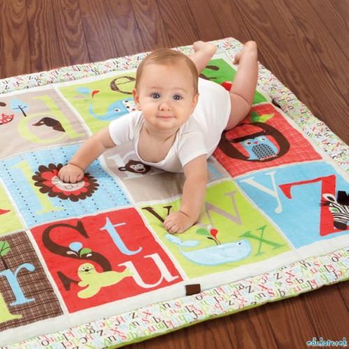mata edukacyjna dla niemowląt