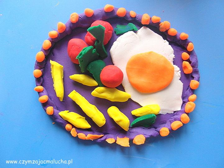 co można zrobić z ciastoliny