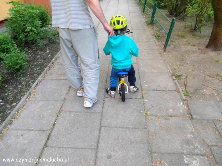 rowerek biegowy dla 3-latka