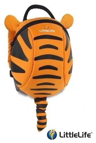 tygrys - plecak ze smyczną