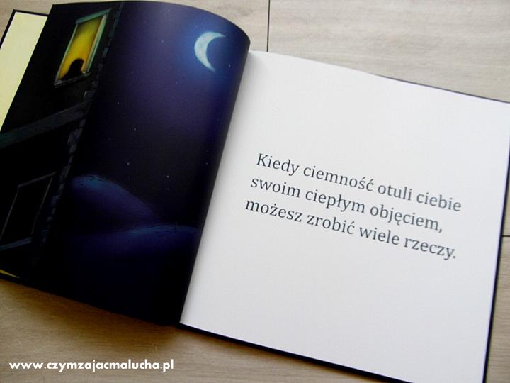 książka na dobranoc