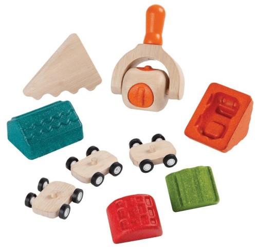 ciastolina plan toys