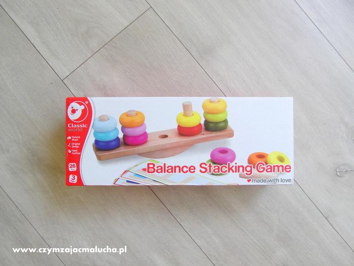 balansująca układanka