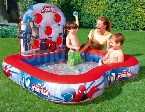 basen ogrodowy dla dzieci