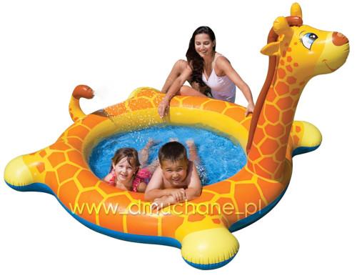 basen dmuchany dla dzieci