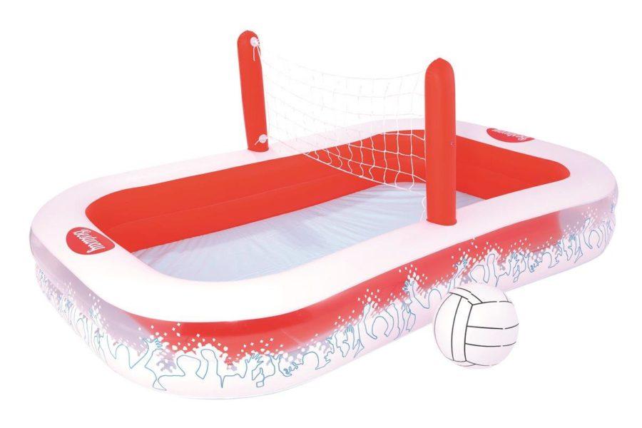 basen z siatkówką
