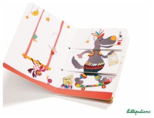 kreatywna książka dla dzieci